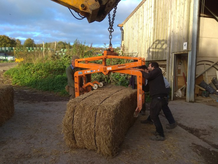 Bales! Lifting 4