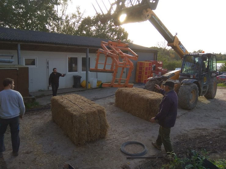 Bales! Lifting