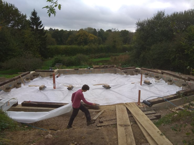 Mud Proof Membrane